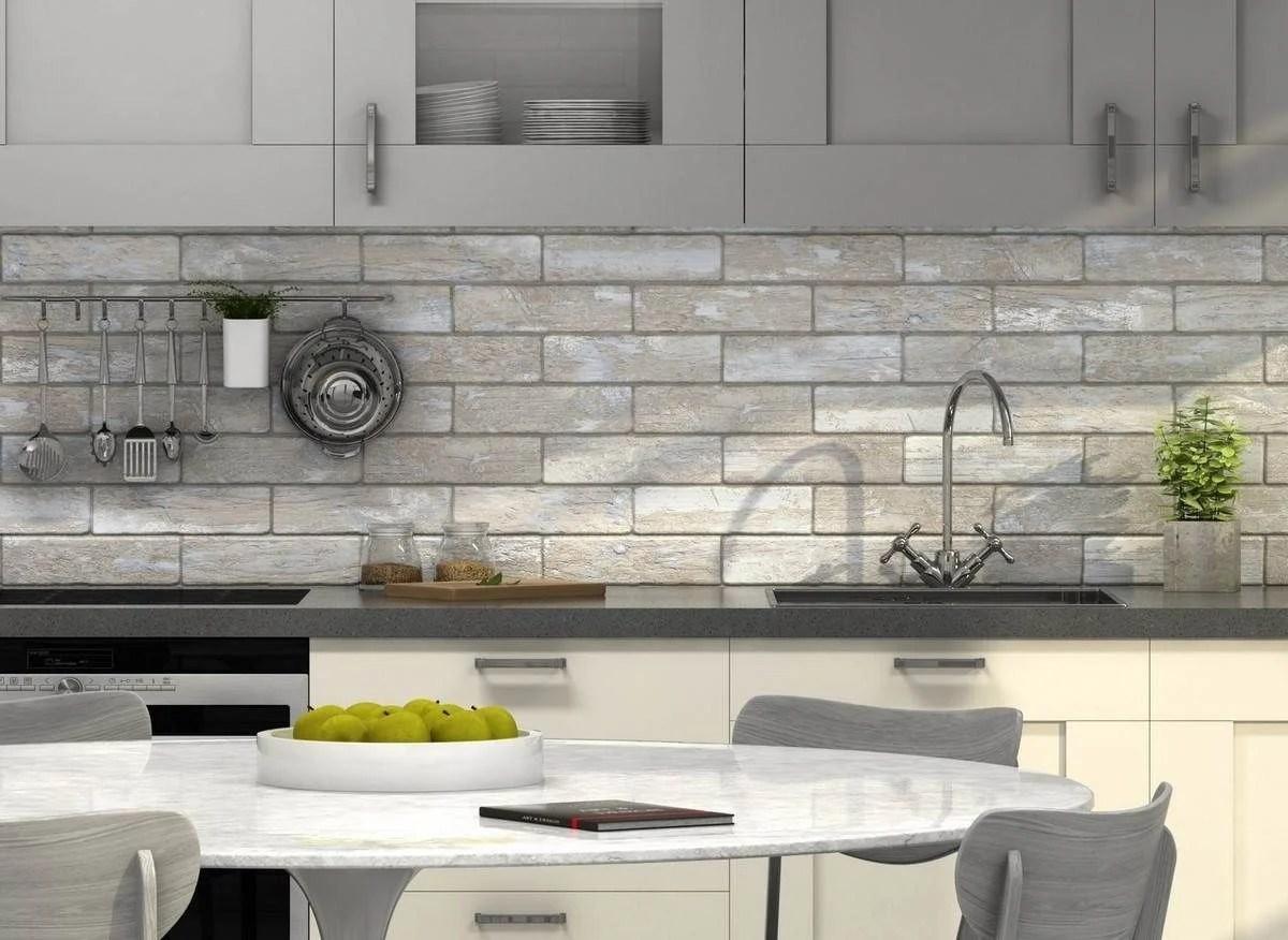 luxury tiles arizona white washed wood effect brick wall and floor tile 75x280mm