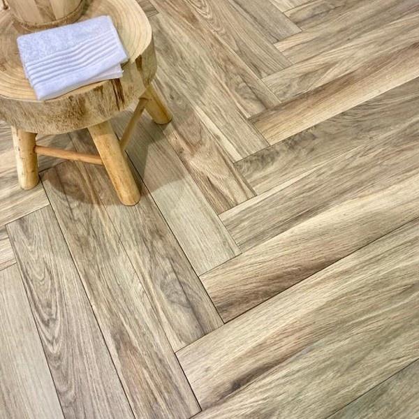 luxury tiles ash blonde wood effect wall and floor tile