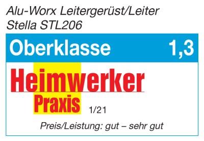 AluWorx STELLA Test-Logo