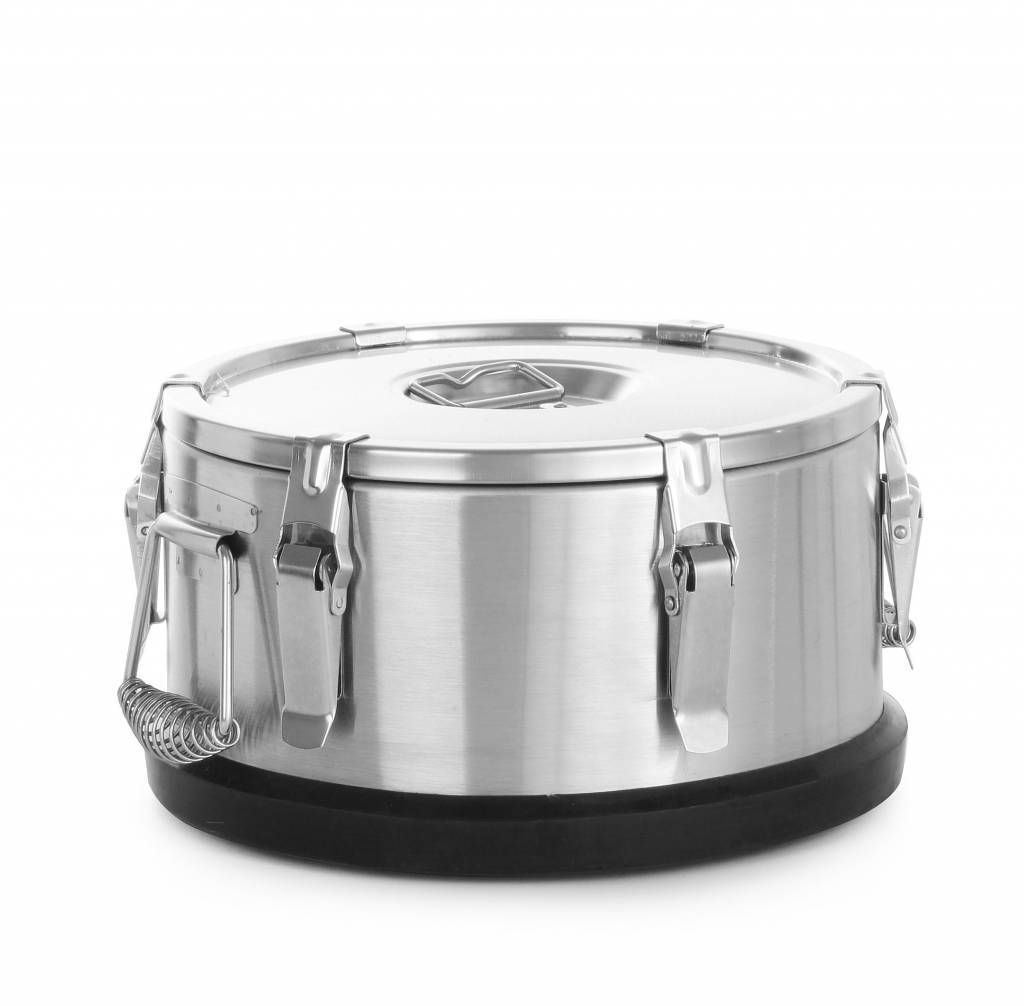 Buy Stainless Steel Food Insulation Container 3 Formats