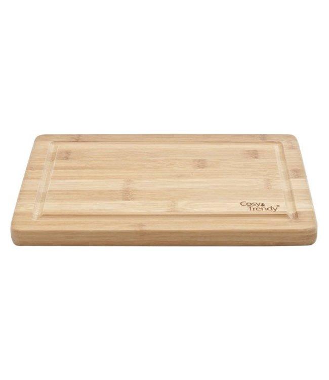 cosy trendy gabon cutting board 29x19xh1 8cm bamboo