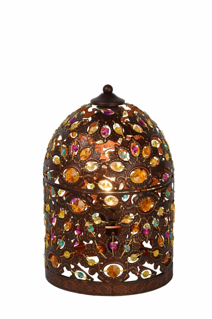 Moroccan Table Lamp 19 Cm O Myplanetled