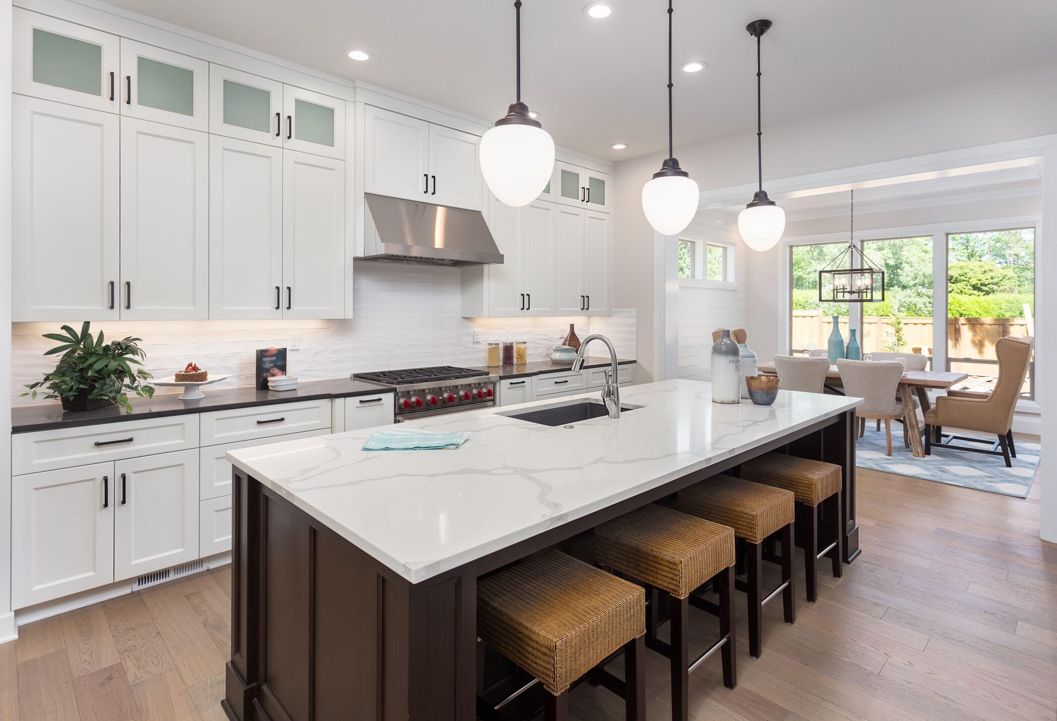 kitchen remodeling | mercer, pennsylvania | warner's homes
