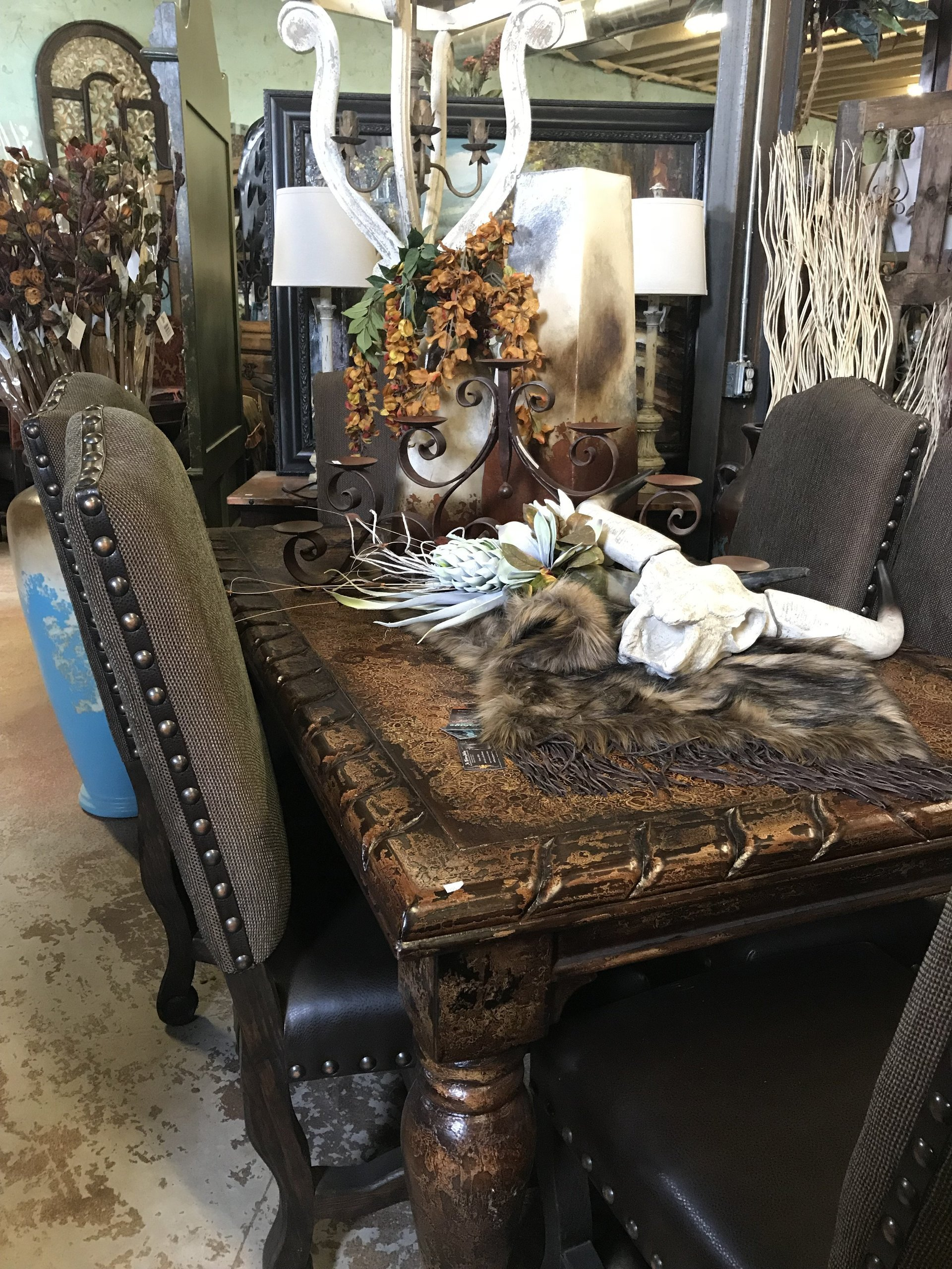 Rustic Furniture Lubbock Tx