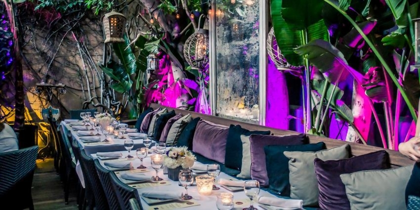 SUR Restaurant and Bar | Venue, West Hollywood | Price it out