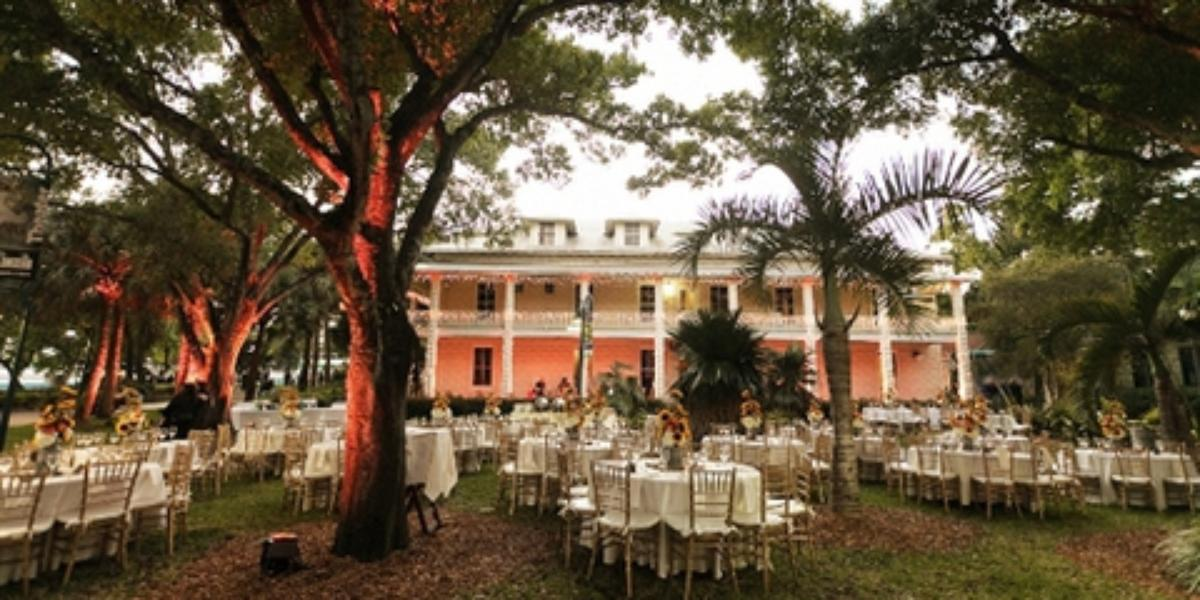 Fort Lauderdale Historical Society Weddings