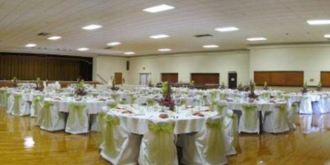 A Recent Wedding Caterer Job In The Area