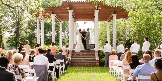 Wedding Reception Venues In Springfield Il The Knot
