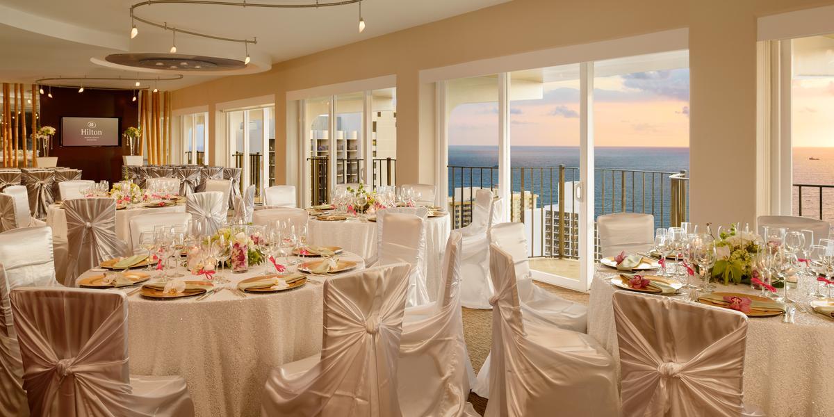Hilton Waikiki Beach Weddings Get Prices For Wedding