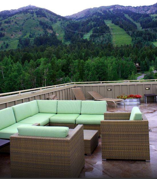 Signal mountain lodge offers rustic and comfortable cabins. Teton Mountain Lodge Venue Teton Village Price It Out