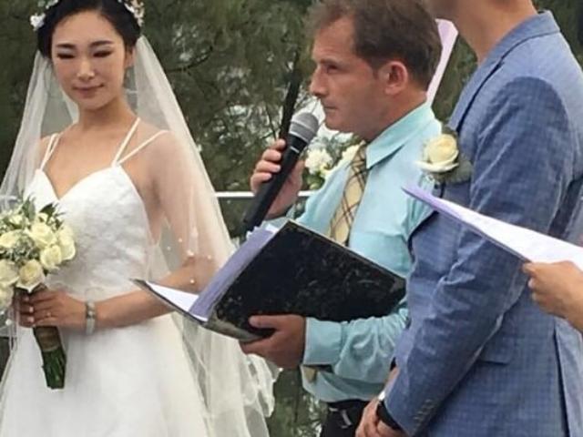 Wedding Celebrant Phuket Chinese Wedding
