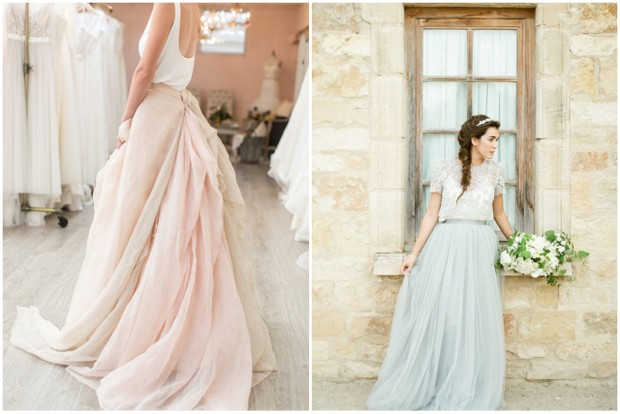 16 Stunning Bridal Separates That'll Change What You Think