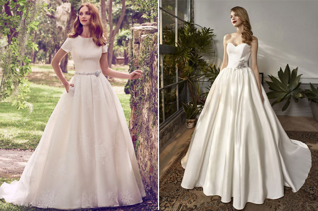 30 Of The Most Beautiful Bridal Ball Gowns