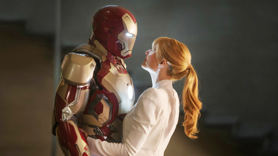 Image result for gwyneth paltrow iron man