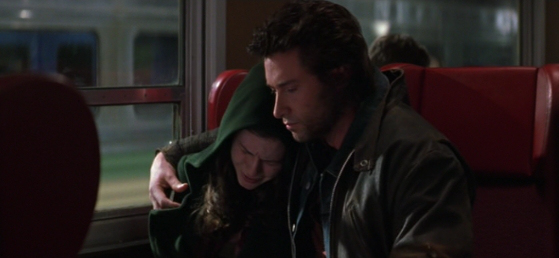 Image result for wolverine and rogue