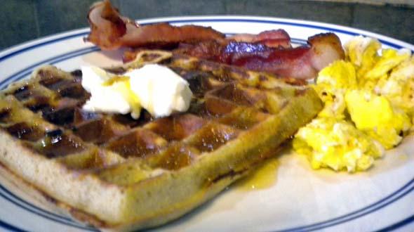 healthy protein breakfast ideas