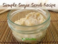 Simple Sugar Scrub Recipe