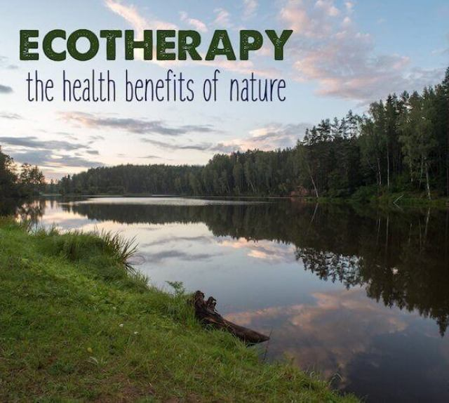 The Health Benefits of Nature- how spending time outdoors can help you sleep better lose weight and see better