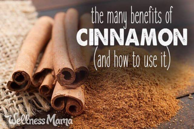 The many benefits of cinnamon and how to use it daily