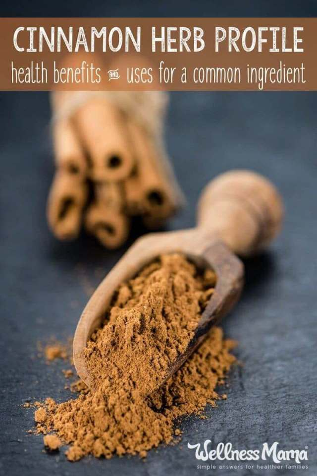Cinnamon is a wonderful healing herb that is effective against digestive troubles, infections, and illness. It can even boost energy and brain function!