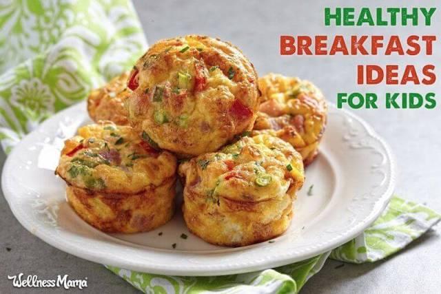 Healthy Breakfast Ideas for Your Kids