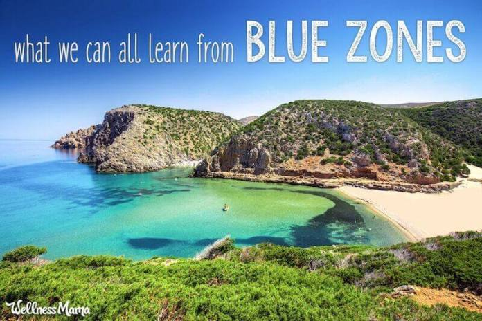What we can learn from blue zones