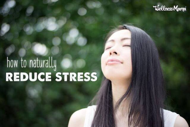 Tips for naturally reducing stress