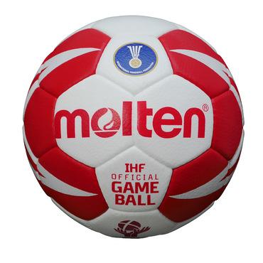 molten h2x5001 wm spielball handball rot gunstig kaufen weplayhandball de