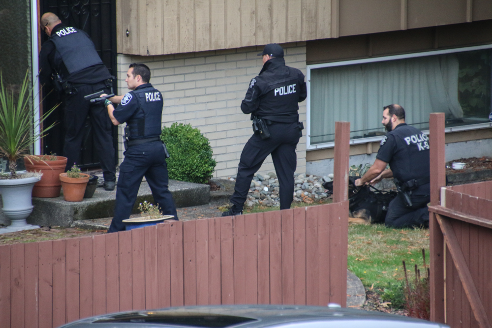 WEST SEATTLE CRIME WATCH: Police