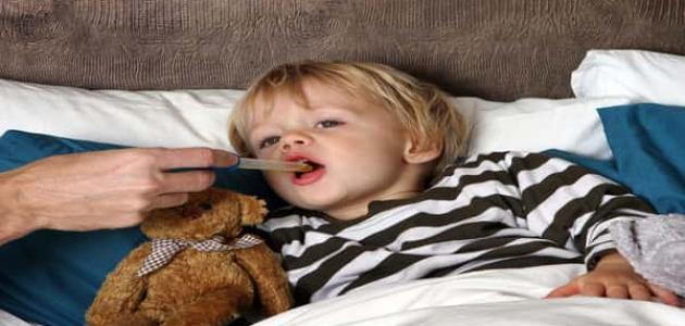 علاج الكحة عند الأطفال وقت النوم موسوعة وزي وزي