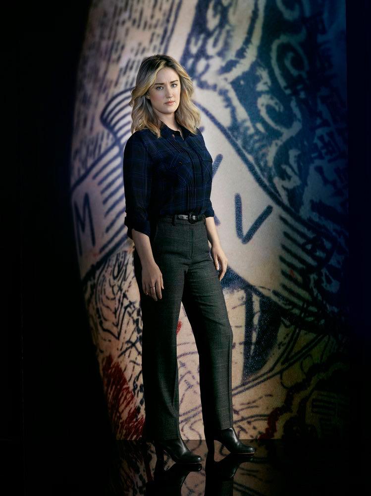 Official Season 2 Cast Promotional Photos of Blindspot