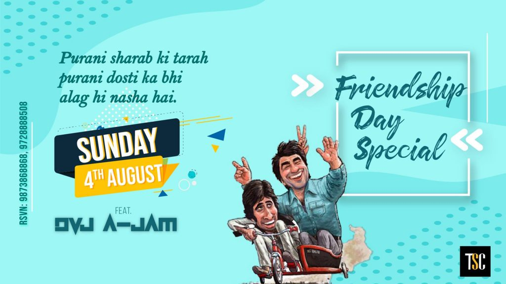 friendship day offers in gurgaon