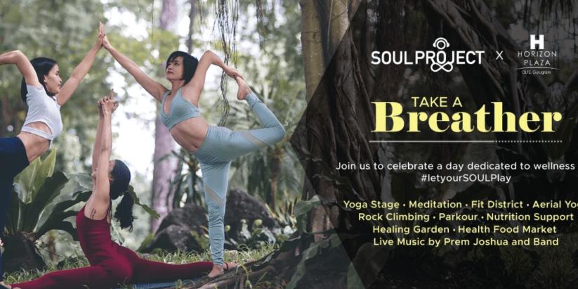Soul Project-India's Biggest Yoga & Wellness Festi