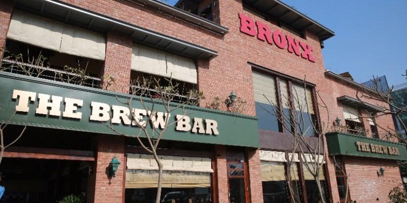 BRONX Brewery & Bar Exchange