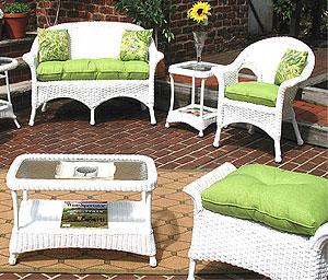 patio furniture wicker chair cushions