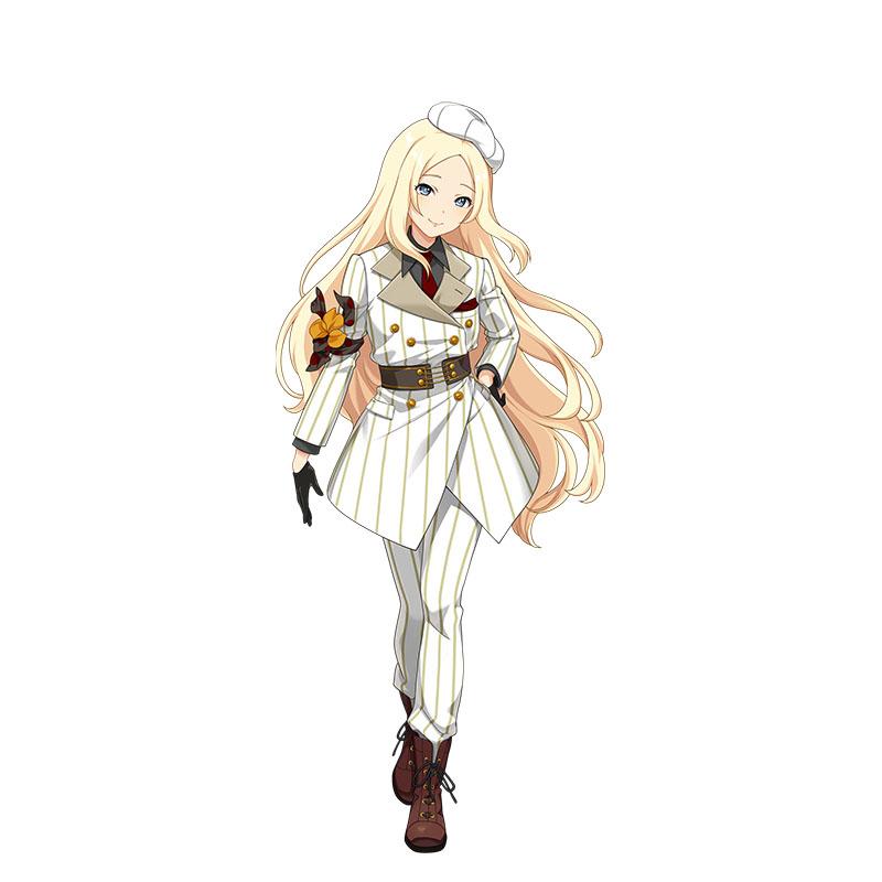 【手遊】荒野的壽飛行隊-天空的起飛少女(人物介紹) - tails2的創作 - 巴哈姆特