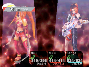 Chrono Cross Nikki guitar