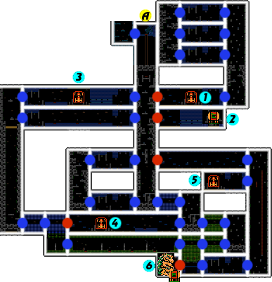 Metroid Hideout I Strategywiki The Video Game