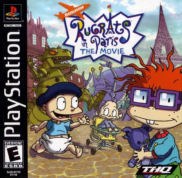 Rugrats In Paris The Movie StrategyWiki The Video Game Walkthrough And Strategy Guide Wiki