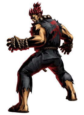 Marvel Vs CapcomCharactersAkuma StrategyWiki The