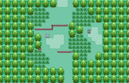 Pokmon Ruby And SapphireRoute 101 StrategyWiki The Video Game Walkthrough And Strategy