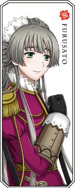 キャラクター/フルサト - 千銃士攻略 Wiki*