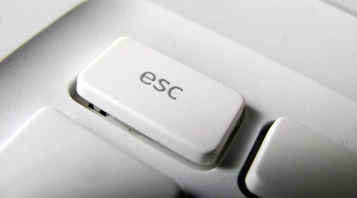 Image result for escape key