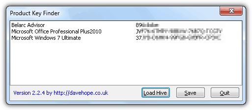 cửa sổ tìm kiếm chìa khóa sản phẩm 10