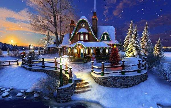7 best Christmas live wallpapers and screensavers for ...