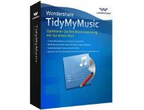 TidyMyMusic by Wondershare