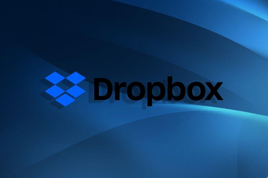 Fix Dropbox crashing issues