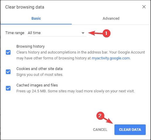 Err_internet_disconnected Firefox