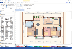 7 efficient blueprint software for home design and technical drawings