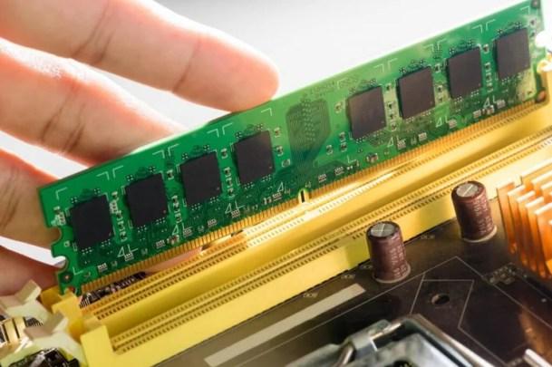 rearrange ram modules